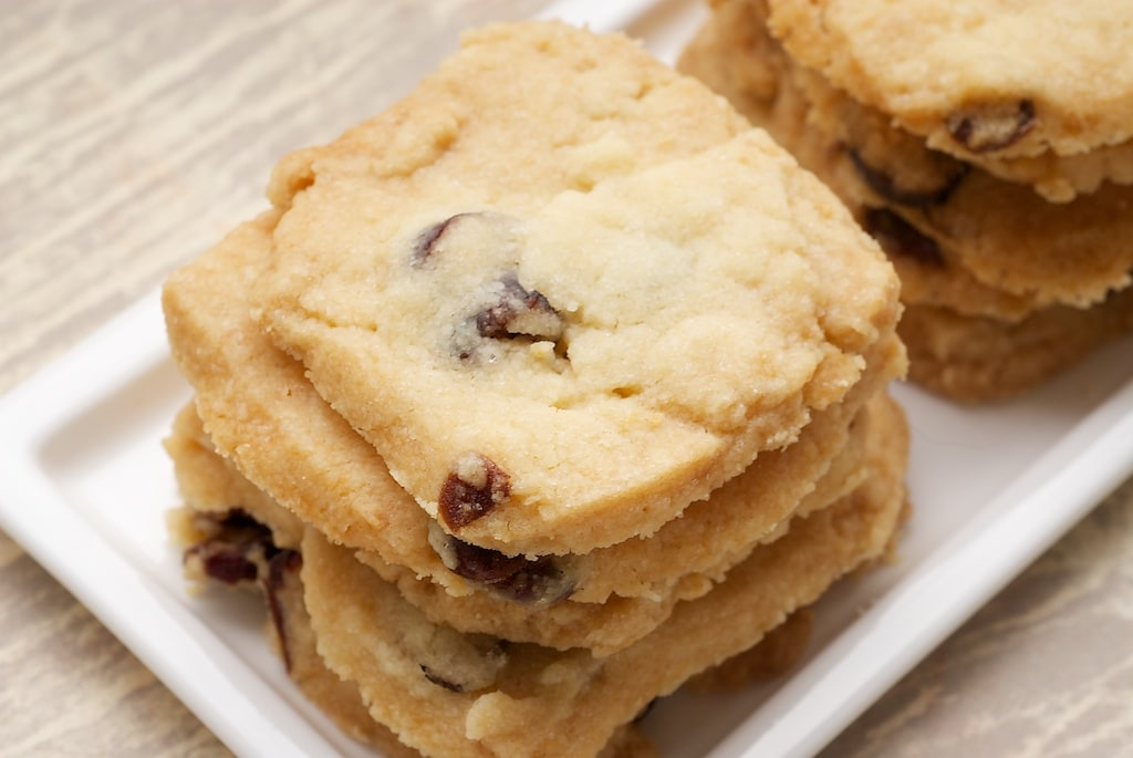 Cranberry Shortbread | Bake or Break