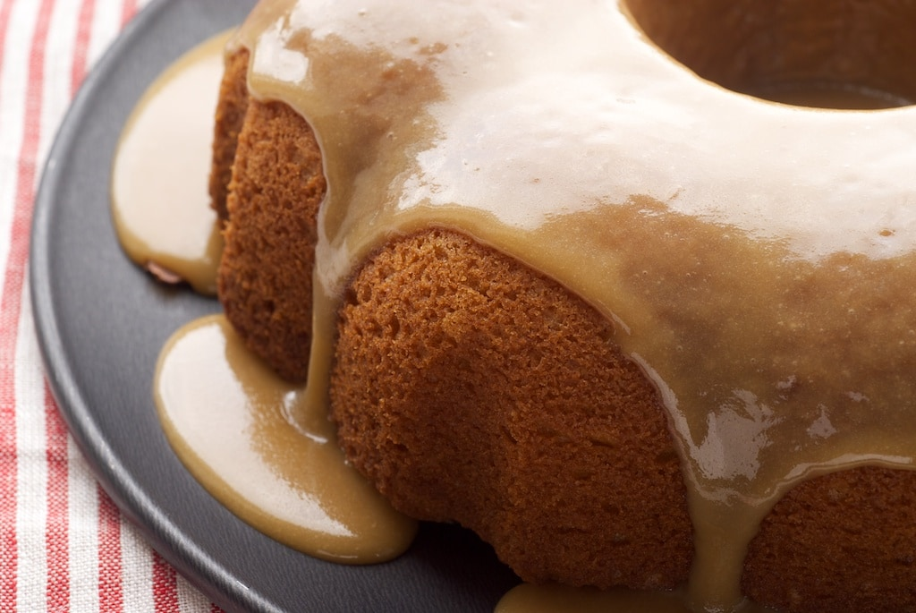 Caramel Bundt Cake | Bake or Break