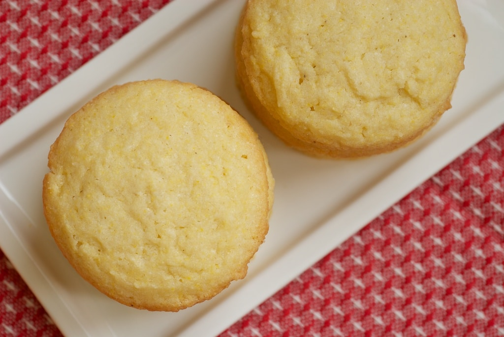 Cornmeal Cookies are subtly sweet, simple to make, and wonderfully delicious.