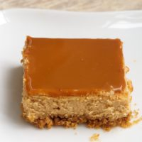 Dulce de Leche Cheesecake Bars | Bake or Break