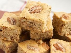 Cinnamon-Sugar Pecan Bars