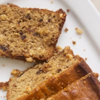 Hazelnut Date Bread | Bake or Break