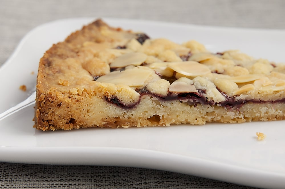 Italian Jam Crostata is a great go-to recipe when you need a last-minute dessert. So sweet and nutty! - Bake or Break