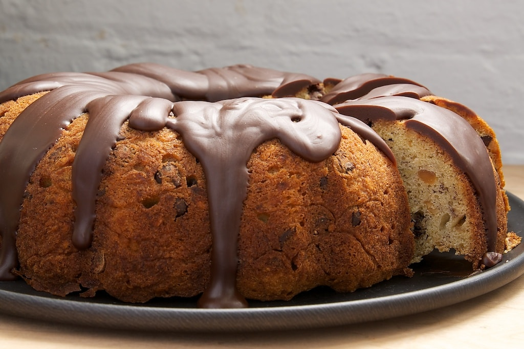 Love banana bread? Then you must try this Banana Bread Bundt Cake!