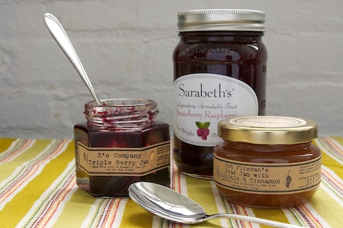 Baking with Jams, Jellies, and Preserves