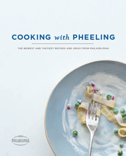 Cooking with Pheeling Cookbook from Philadelphia Cream Cheese