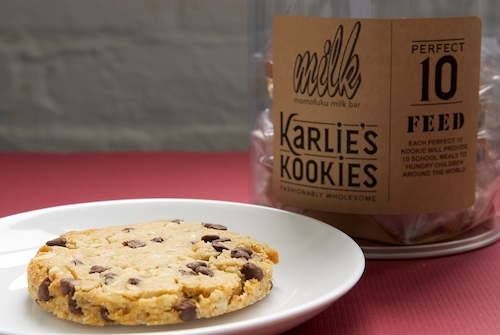 Momofuku Perfect 10 Kookies Giveaway | Bake or Break
