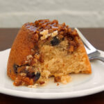Mini Blueberry Streusel Coffee Cakes