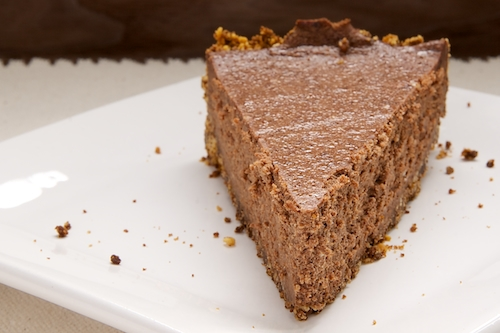 Black Hole Chocolate Cheesecake | Bake or Break