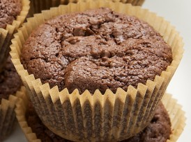 Mocha Muffins