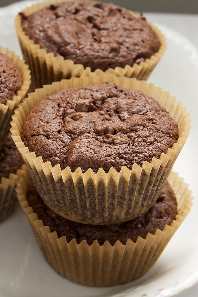 Mocha Muffins | Bake or Break