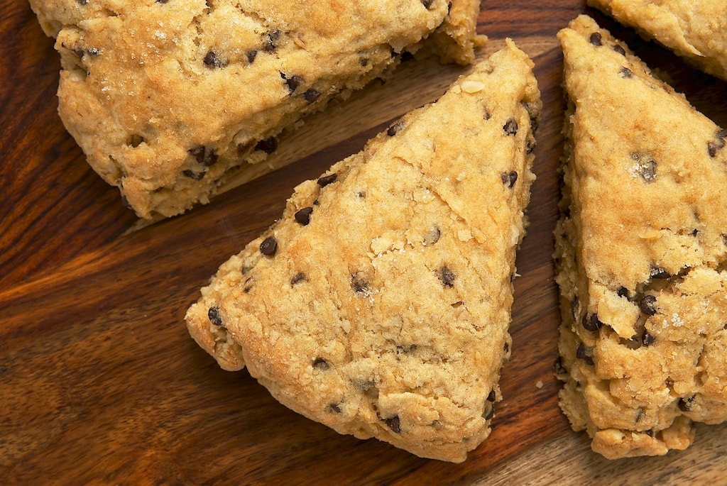 Chocolate Chip-Hazelnut Scones | Bake or Break
