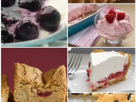 Weekly Mix: Baking with Berries