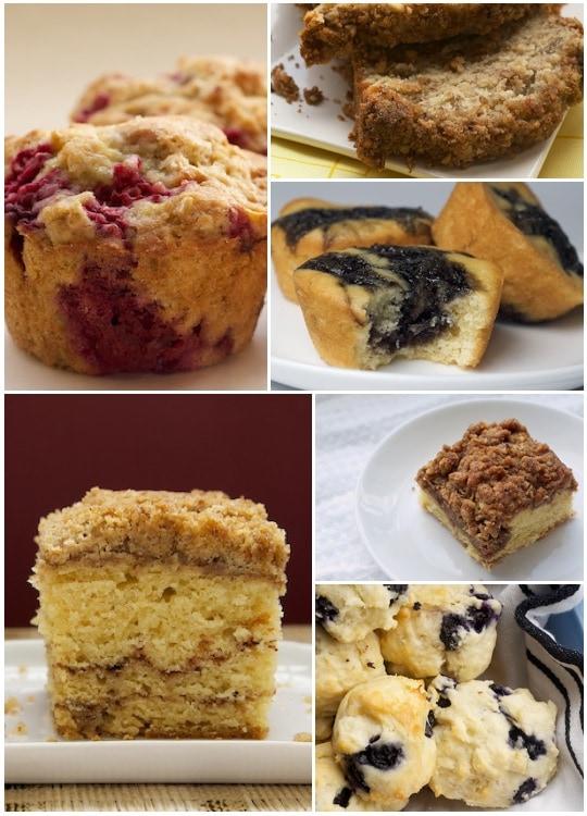 Favorite Breakfast Baking Recipes | Bake or Break