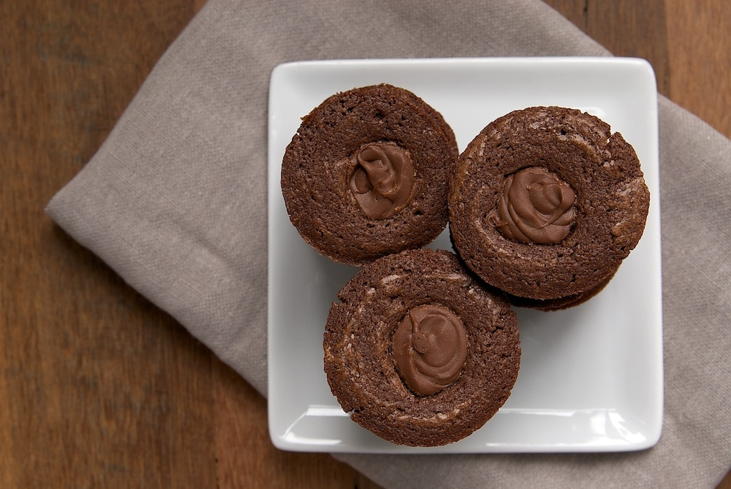 Chocolate Hazelnut Brownie Cups | Bake or Break