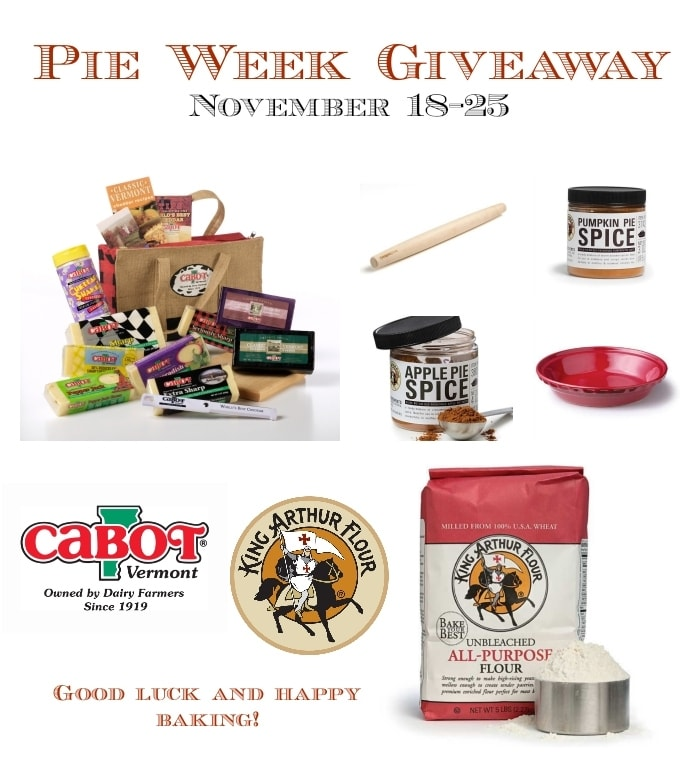 King Arthur Flour and Cabot Giveaways | Bake or Break