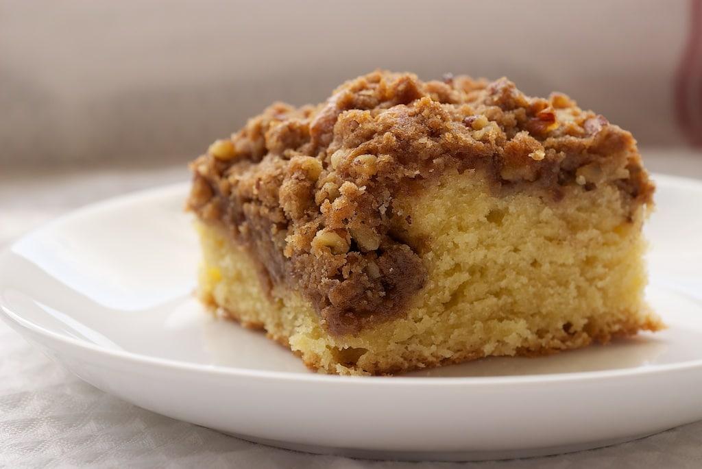 Cinnamon Cream Cheese Coffee Cake | Bake or Break
