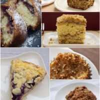 Favorite Coffee Cakes | Bake or Break