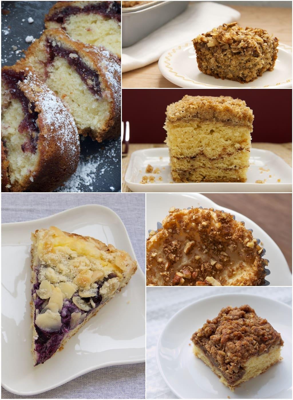 Favorite Coffee Cakes | Bake or Break