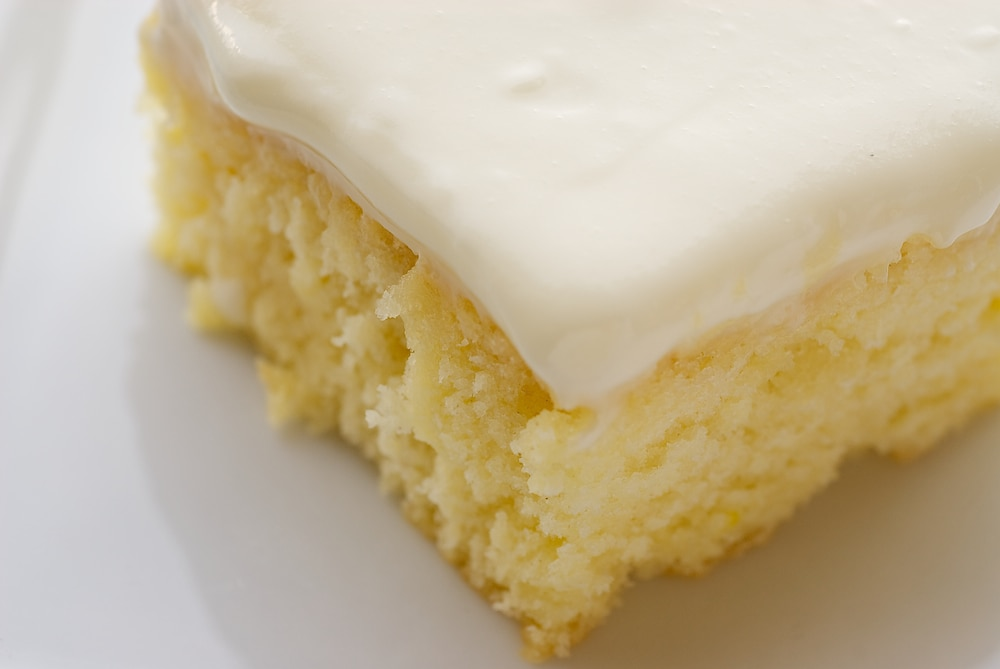 Lemon Poke Cake | Bake or Break