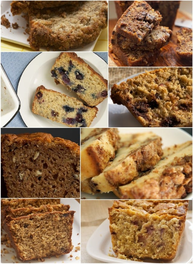 quick bread Archives - Bake or Break