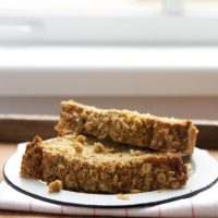 Rhubarb Crumb Bread | Bake or Break