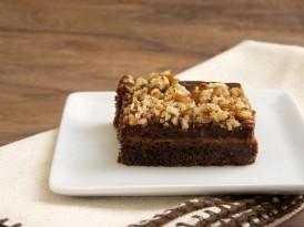 Chocolate Caramel Pudding Bars