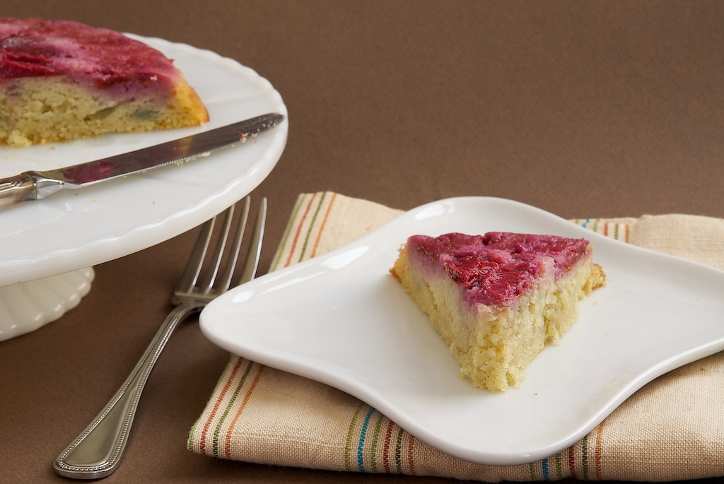 Plum Upside-Down Pudding Cake | Bake or Break