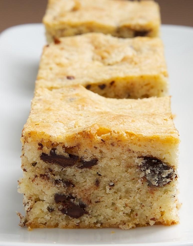 White Chocolate Brownies - Bake or Break