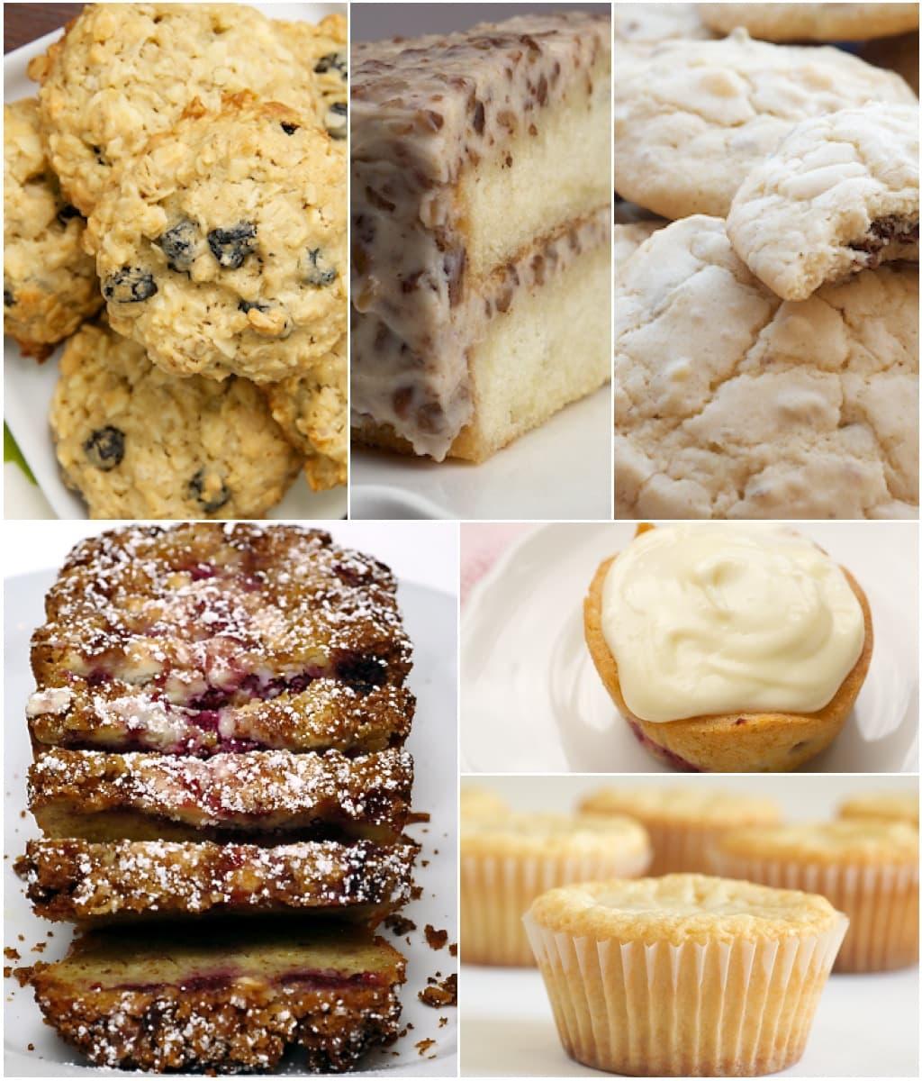 Favorite White Chocolate Baking Recipes | Bake or Break