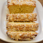 Coconut Buttermilk Pound Cake