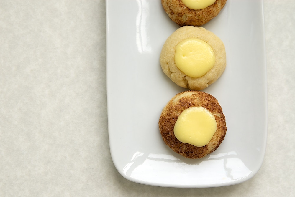 Cheesecake Thumbprint Cookies | Bake or Break