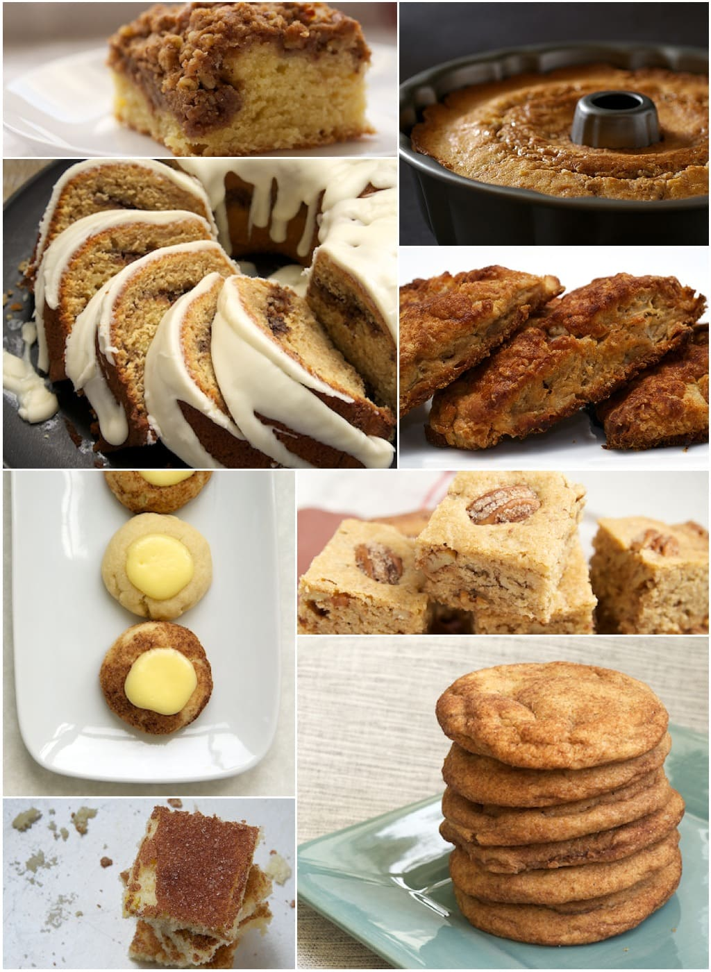 Favorite Cinnamon Baking Recipes | Bake or Break
