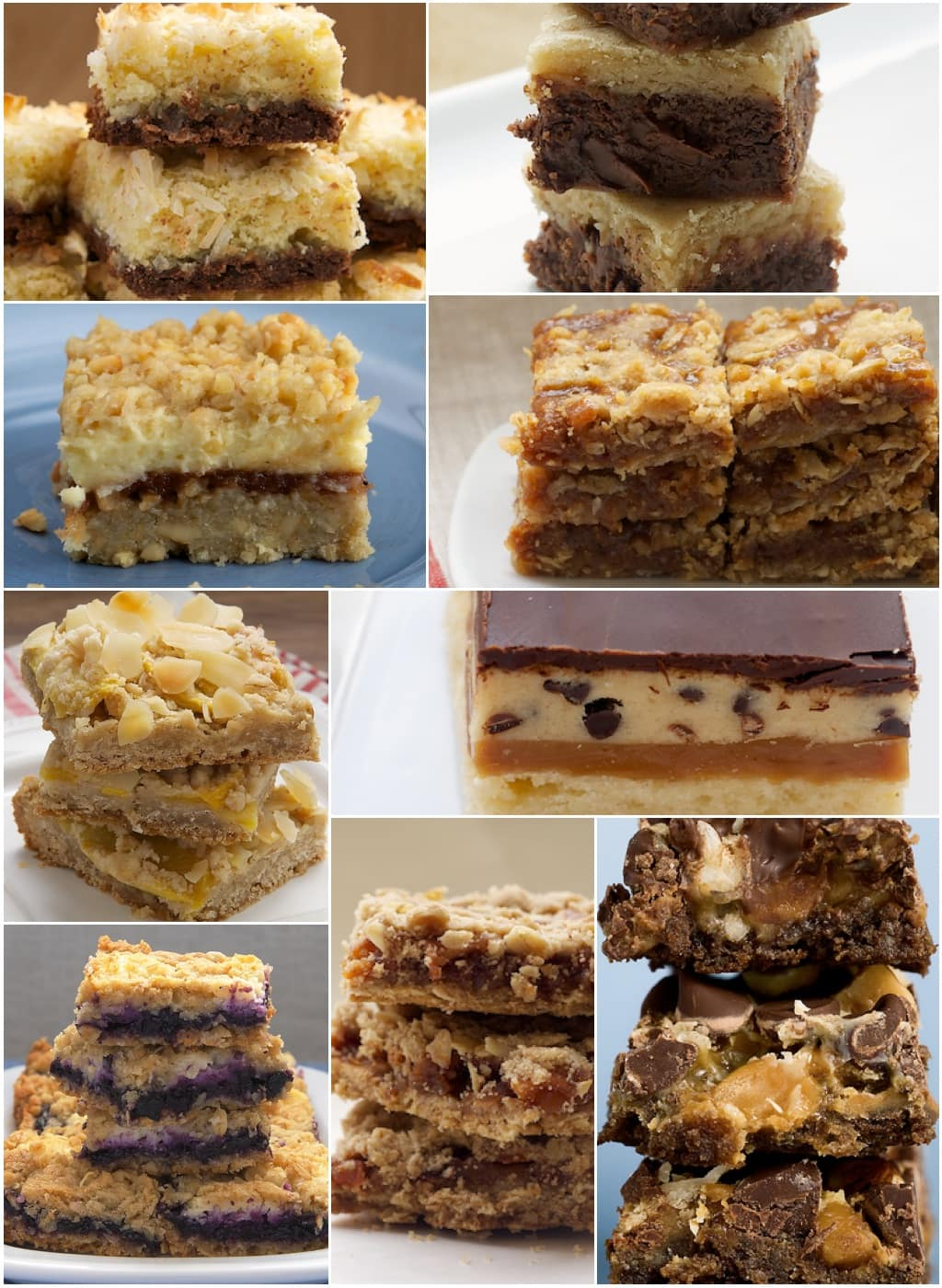 Favorite Layered Bars Recipes | Bake or Break