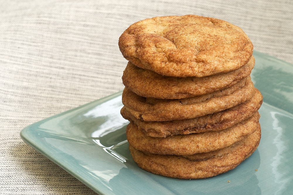 Brown Butter Snickerdoodles | Bake or Break