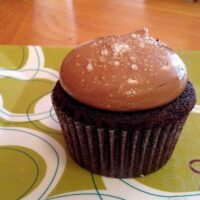 Baked Sweet and Salty Cupcake | Bake or Break