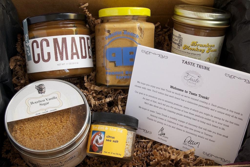 Taste Trunk Giveaway | Bake or Break