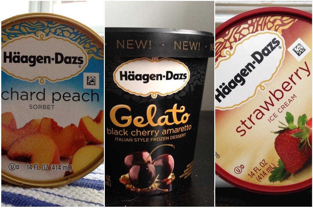 Haagen Dazs Moment for Me | Bake or Break
