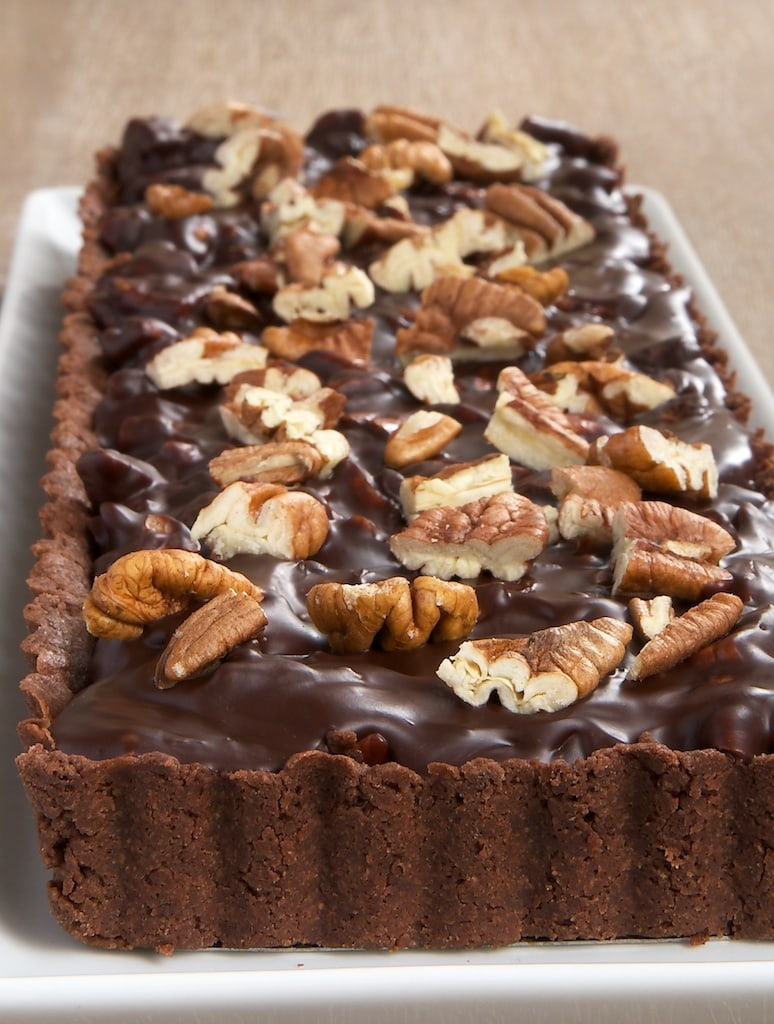 Chocolate-Pecan Tart | Bake or Break