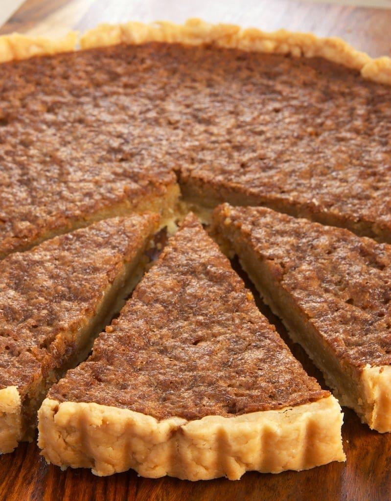 Caramel Chess Pie | Bake or Break