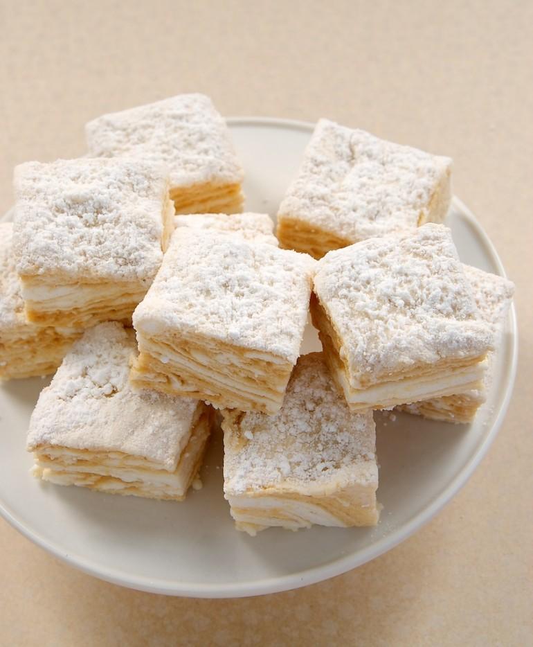 Salted Caramel Swirl Marshmallows - Bake or Break