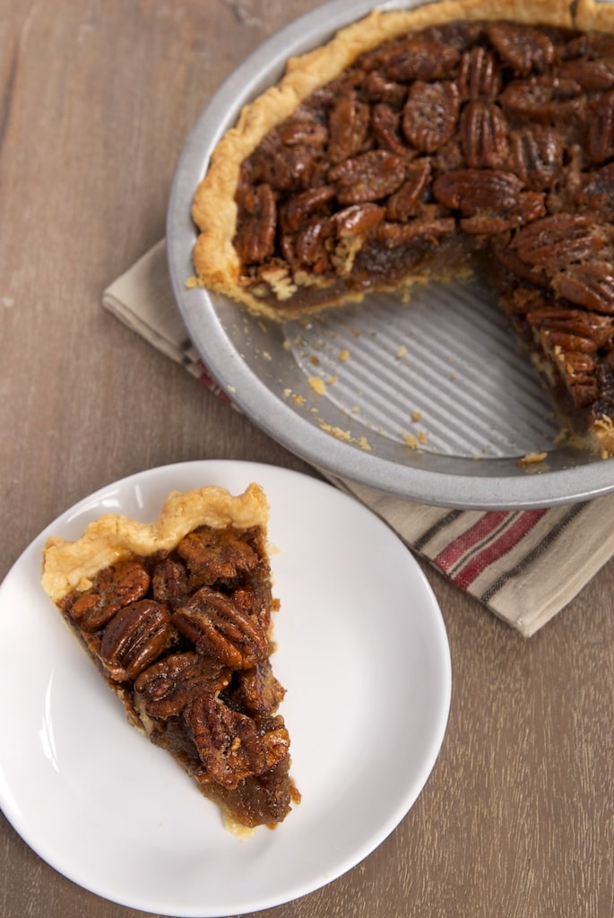 Brown Butter Pecan Pie | Bake or Break