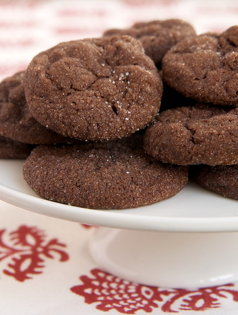 Double Chocolate Brownie Cookies combine the best parts of cookies and brownies into one deliciously rich, sweet treat!
