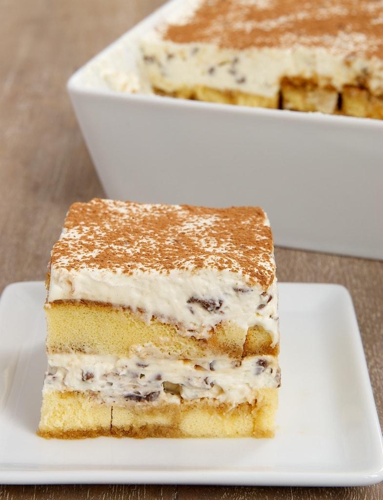 Chocolate Chip Tiramisu | Bake or Break