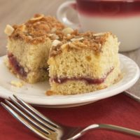 Jam-Swirled Coffee Cake | Bake or Break
