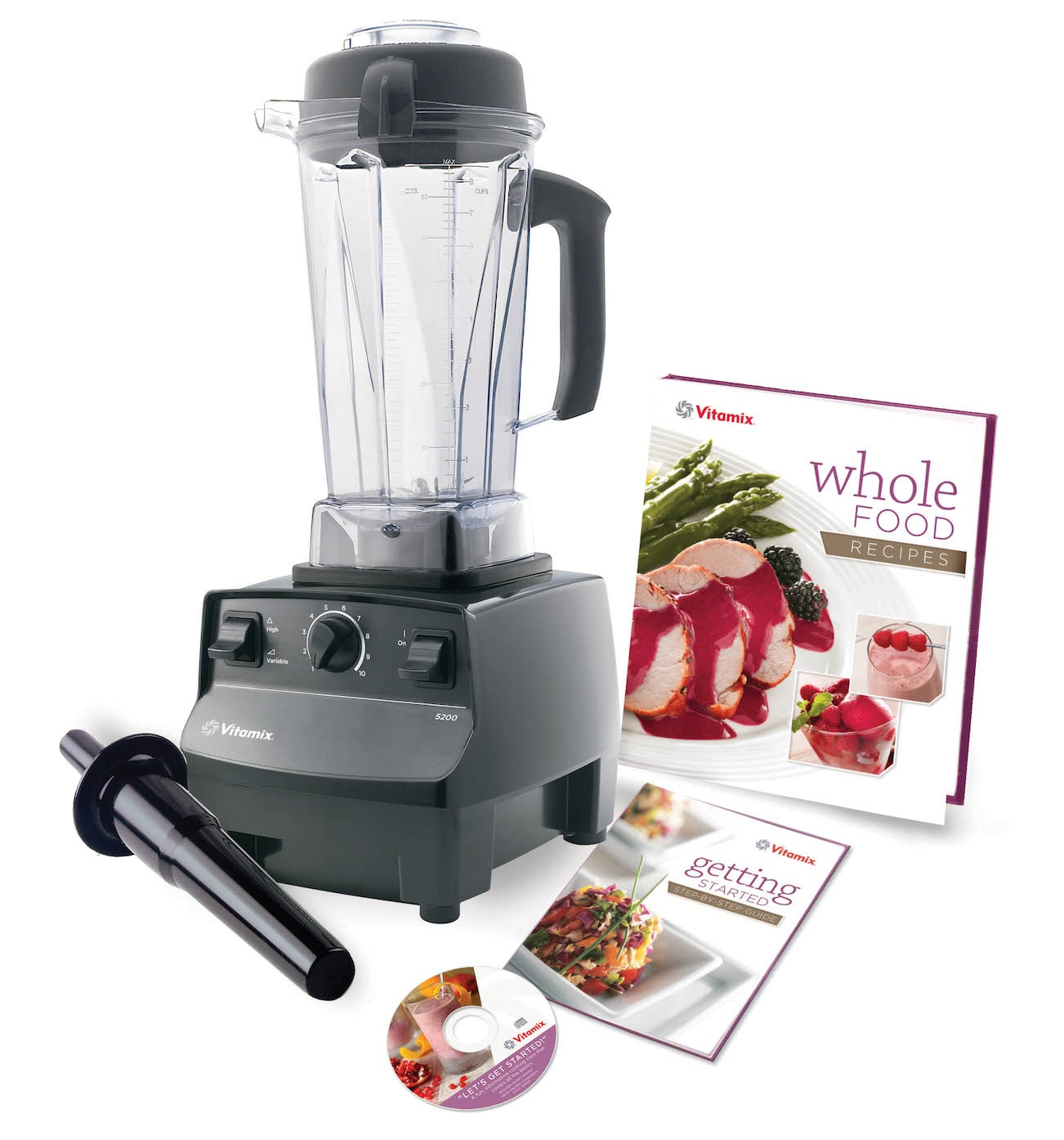 Vitamix 5200 Giveaway | Bake or Break