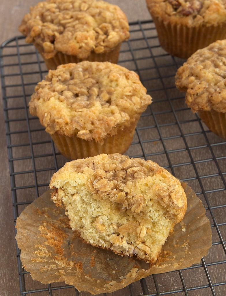 Use you favorite granola to customize these Yogurt and Granola Muffins to your tastes. - Bake or Break