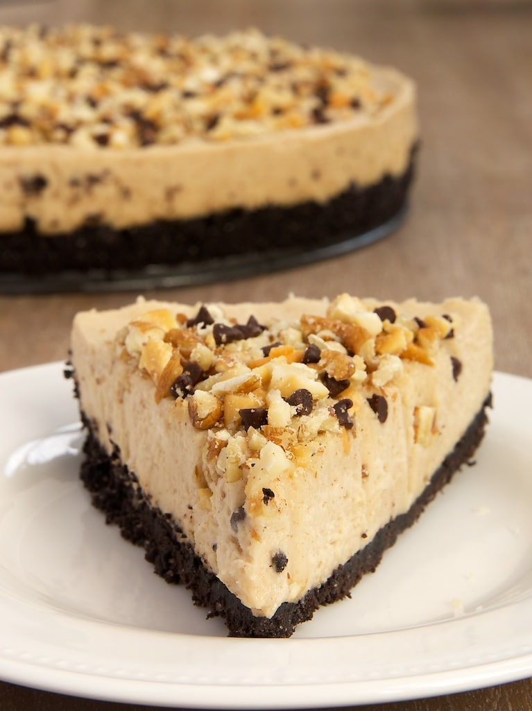 Nut Butter No-Bake Cheesecake | Bake or Break