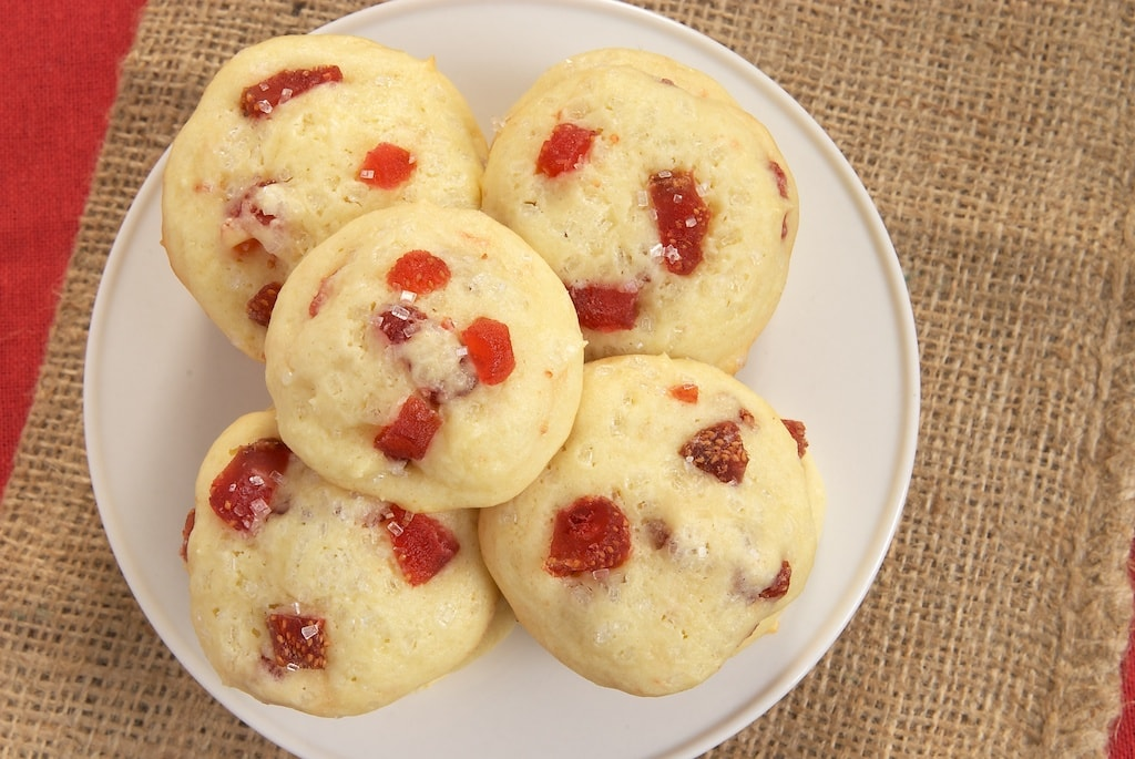 Strawberry Cream Cheese Cookies | Bake or Break