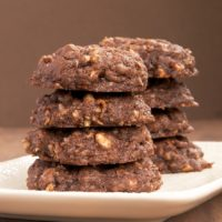 Triple Chocolate Coconut Cookies | Bake or Break